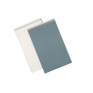 LYRECO BUDGET WHITE 8 X 5INCH SHORTHAND NOTEBOOKS (RULED) - PACK OF 20(X80 SHTS)