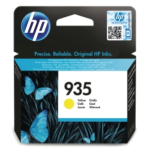 HP 935 Yellow Original Ink Cartridge (C2P22AE)