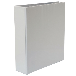 LYRECO WHITE A4 LEVER ARCH PRESENTATION BINDER 58MM