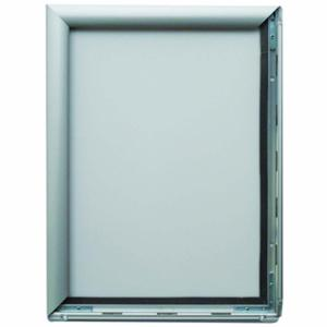 WATERPROOF SNAP FRAME SIZE A4 SILVER