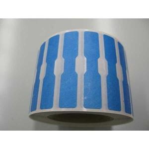 Dumbbell Label 12X52 Blue Roll 1000