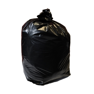 GREEN SACK CHSA MEDIUM DUTY WHEELIE BIN LINER 1168MMX1295MM BLACK - BOX OF 100