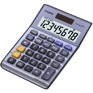 Casio MS-88TERII Desktop Calculator