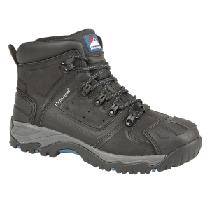 Himalayan 5206 Safety Shoes Black Size 8