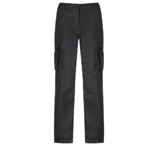Ladies Combat Trousers Size 16 29   Regular Leg - Black