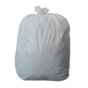 THE GREEN SACK CHSA 10KG WHITE 29 X38  MEDIUM DUTY WASTE SACK - PACK OF 200