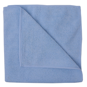BLUE EXEL MICROFIBRE SUPERCLOTH - PACK OF 10