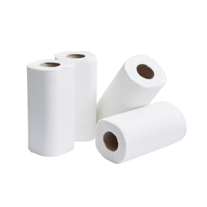 White Kitchen Roll 2 Ply - Pack of 24