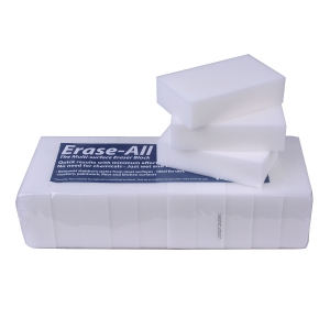 ERASE-ALL SPONGE - PACK OF 10
