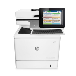 HP Colour Laserjet Enterprise Flow M577C (B5L54A) A4 Multifunction Printer