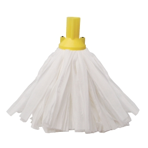 Socket Mop - Yellow