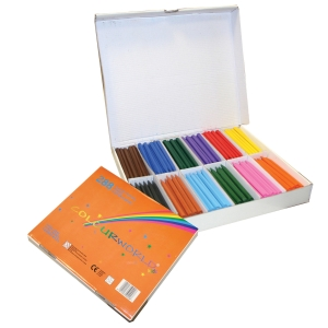 Colourworld Crayons - Pack of 288