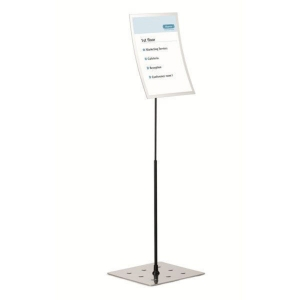 DURABLE 4982-23 DURAVIEW A3 FLOOR STAND