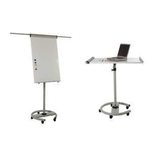 BI-OFFICE CONVERTIBLE MOBILE EASEL