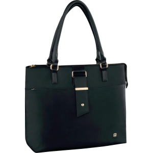 "Wenger Ana 16"" Ladies Laptop Bag Black"