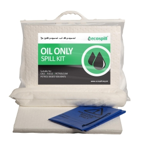 ECOSPILL H1290015 PREMIER OIL ONLY CLIP TOP SPILL KIT 15L