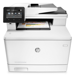 HP M477FDW CF379A Colour Laserjet A4 Multifunction Printer