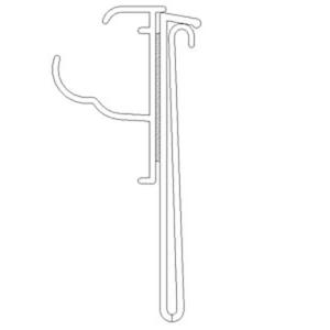 SCANNER STRIP - 989mm / Die 1121/544 (1476)