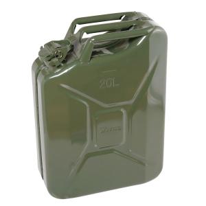 Jerrican 20Ltr Fuel can Green Petrol Diesel