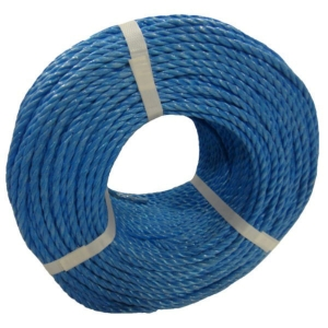 Polypropylene Rope Blue6mm 220M Coil Twine
