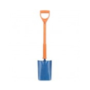 Insulated Taper Mouth shovel Polyfibre Handle Digging