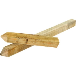 PK25 WOODEN MARKING OUT STAKES 1200MM