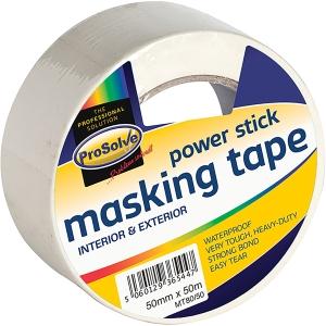 Masking Edging Tape 50mm x 50m