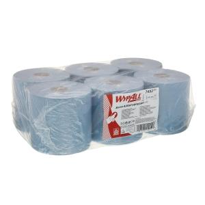 Wypall Blue Roll Control B/Beatty Pk6