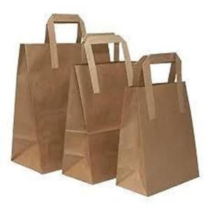 Kraft Paper Bag Brown 10X8.5
