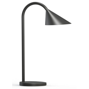 Unilux Sol LED Black Desk Lamp