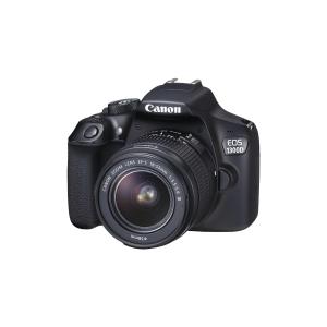 CANON EOS 1300D REFLEX CAMERA BLACK
