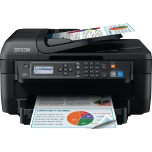EPSON WF-2750DWF WORKFORCE INKJET MFP