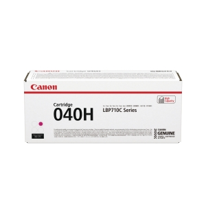 CANON 040H HIGH YIELD LASER CARTRIDGE MAGENTA