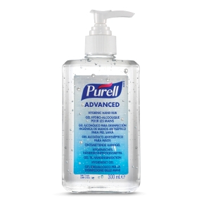 Purell 9263-12-EEU00 Advanced Hygienic Rub Pump Bottle 300ml