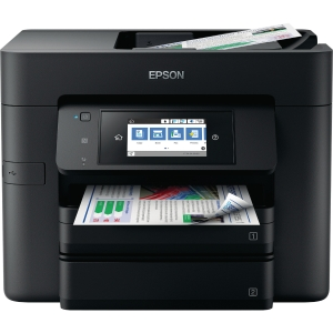 Epson WF-4740DTWF A4 Multifunction Colour Inkjet Printer