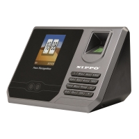 NIPPO 面容辨識考勤管理系統TA-395