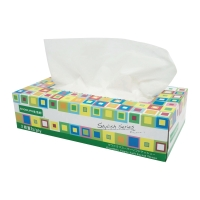 生活好 2 層盒裝紙巾 - 100張裝