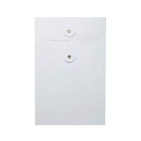 6 x 9吋(A5)白色有繩公文袋