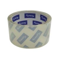 Lyreco 透明封箱膠紙 50微米 2吋 x 30碼