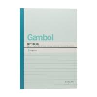 Gambol G5807 筆記簿 A5 (148x210毫米, 每本80張)