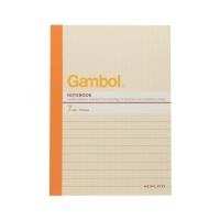 Gambol GA6506 筆記簿 A6 (105x148毫米, 每本50張)