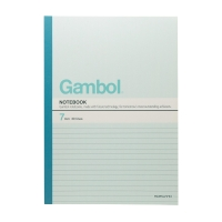 Gambol G6507 筆記簿 B5 (179x252毫米, 每本50張)