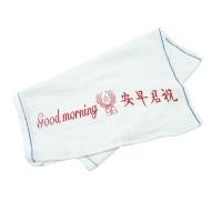 白色毛巾13吋X30吋 - 12條裝