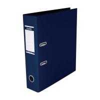 辦得事全包膠檔案夾 A4 3吋 深藍色