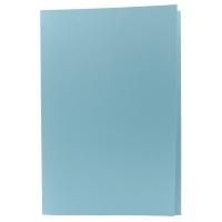 紙文件套 230磅 F4 藍色