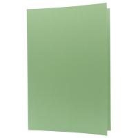 紙文件套 230磅 F4 綠色