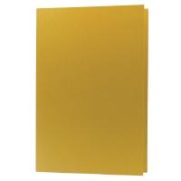 紙文件套 230磅 F4 金黃色