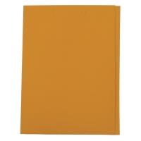 紙文件套 230磅 A4 橙色