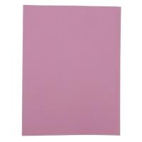 紙文件套 230磅 A4 粉紅色