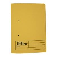 EASTLIGHT JIFFEX F4 紙皮彈簧快勞 黃色